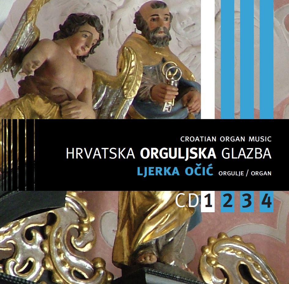 Cantus - Croatian Organ Music I - Discography